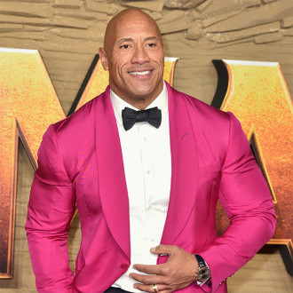 Dwayne 'The Rock' Johnson starring in Amazon Studios blockbuster Red One