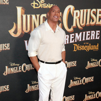 Dwayne 'The Rock' Johnson was overwhelmed by Jungle Cruise set