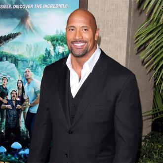 The Rock Shows Soft Side In 'Snitch'