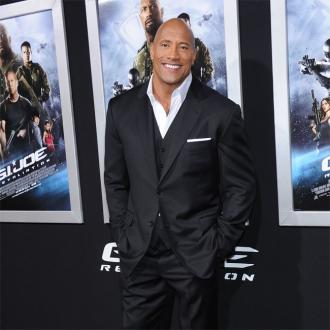 Dwayne Johnson is 2013's top-grossing actor