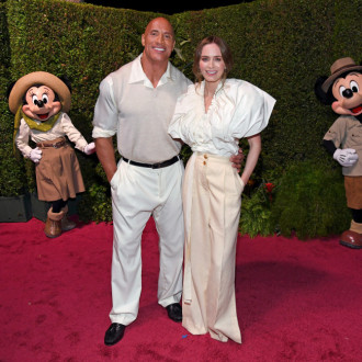 Dwayne 'The Rock' Johnson begged Emily Blunt to star in Jungle Cruise