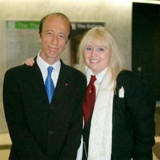 Robin Gibb's son having a baby