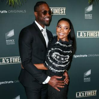 Gabrielle Union and Dwyane Wade share discipline duties