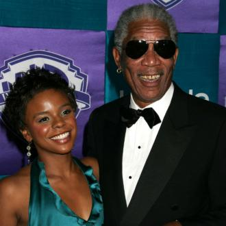 Morgan Freeman's step-granddaughter's beau pleads not guilty