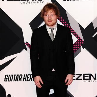 Ed Sheeran writes album on cruise ship