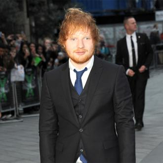 Ed Sheeran planning tattoos of future kids' handprints