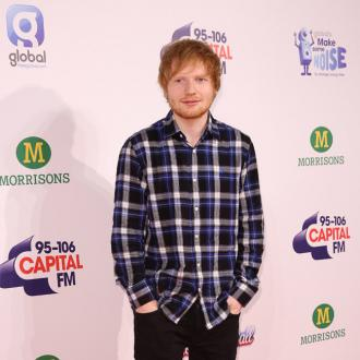 Ed Sheeran Wants Elton John Tattoo