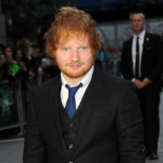 Ed Sheeran sang karaoke with Justin Bieber