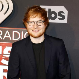Ed Sheeran: I Regret Grabbing Chris Martin's Bum