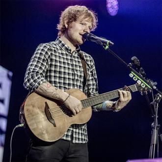 Ed Sheeran To Headline Glastonbury?