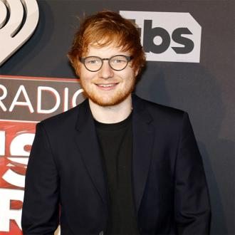Ed Sheeran Doesn't Get Angry