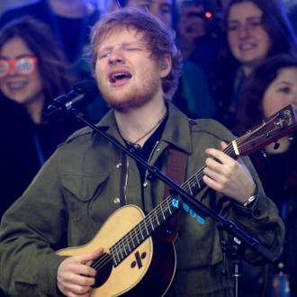 Ed Sheeran tops UK album and singles chart again