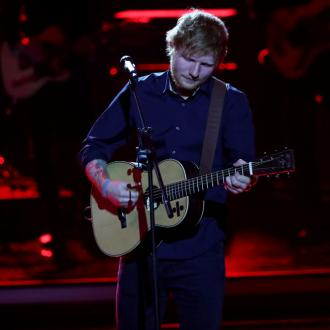 Ed Sheeran surprises terminally ill fan backstage