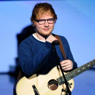 Ed Sheeran says album success was an 'anomaly'