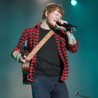 Ed Sheeran wins Song of The Year crown at the BMI London Awards