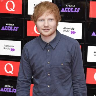 Ed Sheeran's newt problem
