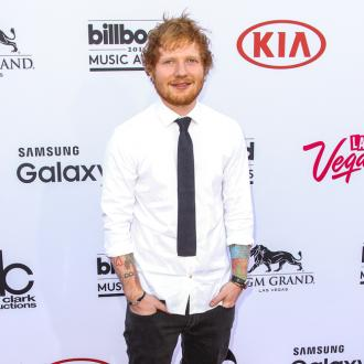 Ed Sheeran makes sure to go home and rest on tour
