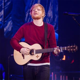 Ed Sheeran launches range of acoustic guitars