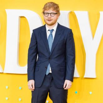 Ed Sheeran praises NHS