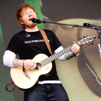 Ed Sheeran turns DJ with Passenger remix