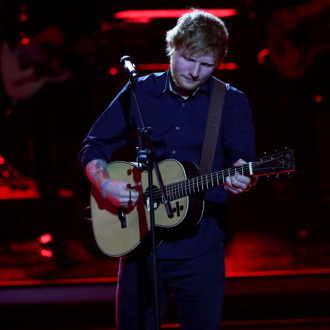 Ed Sheeran working on new music