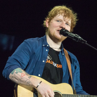 Ed Sheeran insists he only has a handful of close-knit famous pals