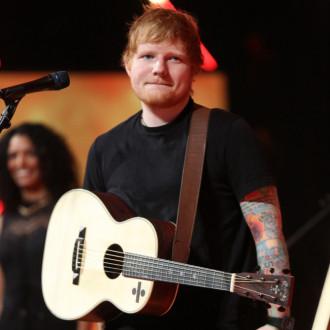 Ed Sheeran relished writing JLS' comeback single