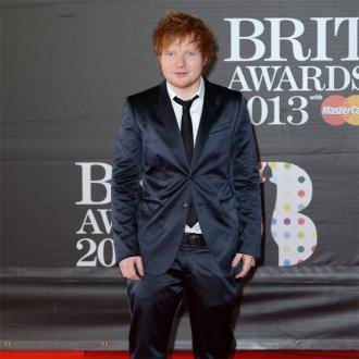 Ed Sheeran Giving The UK A Break