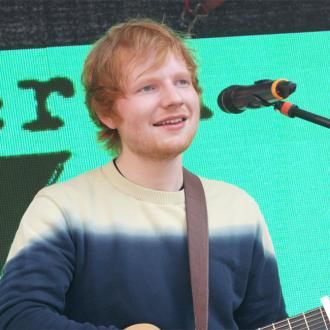 Ed Sheeran Joins Rudimental On Stage At Glastonbury