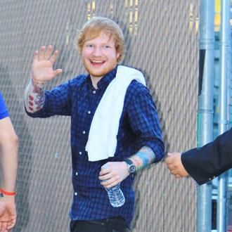 Ed Sheeran Announces Edm Record