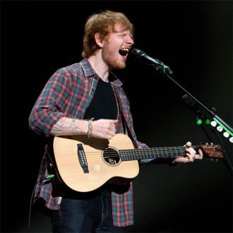 Ed Sheeran treats fans to Everybody at iTunes Festival