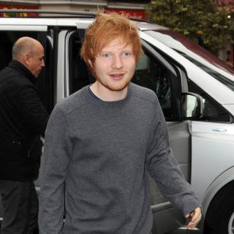 Ed Sheeran Gets Career Advice From Prince William