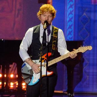 Ed Sheeran Wanted For Brits