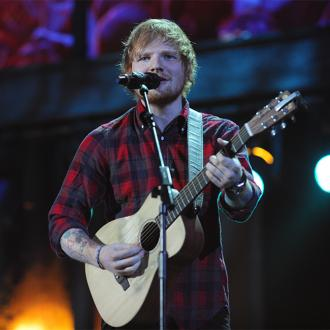 Ed Sheeran Crashes Car While Filming Tv Show