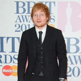 Ed Sheeran Gets New Tattoo