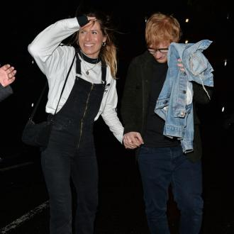 Ed Sheeran drops wedding hint
