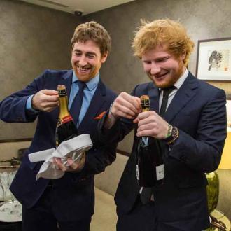 Ed Sheeran reveals Gingerbread Man Records label