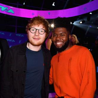 Ed Sheeran Breaks Hiatus To Join Khalid On Stage