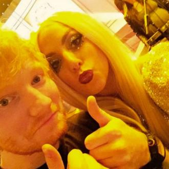 Lady Gaga defends Ed Sheeran against online trolls