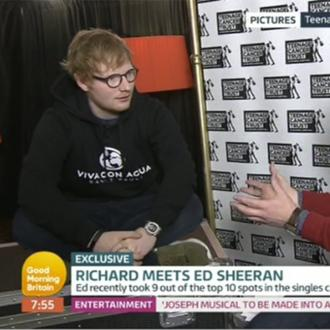 Ed Sheeran will slow down when he has kids