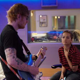Rita Ora Collaborates With Ed Sheeran On Comeback Single
