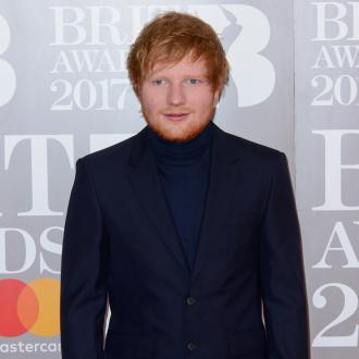 Ed Sheeran Brings Cakes To Neighbour Robbie Williams' House