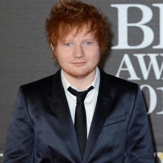 Ed Sheeran Loses Phone With New Album At Brits