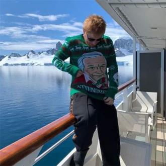 Ed Sheeran's trip to Antarctica inspired daughter's name