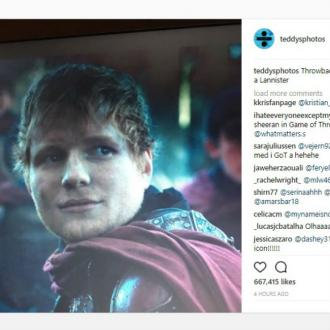 Ed Sheeran appears on Game of Thrones