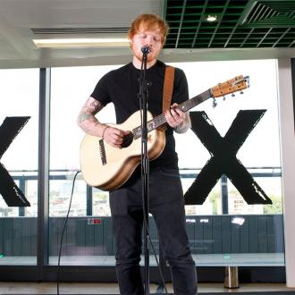 Ed Sheeran Dedicates Drug Addict Song To David Cameron