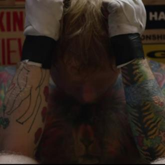 Ed Sheeran Gets Hot And Sweaty In Shape Of You Video