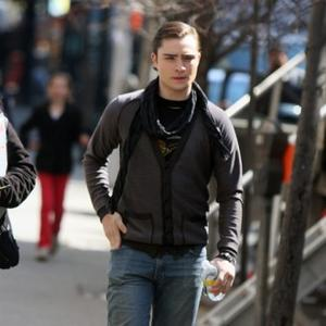 Ed Westwick's Improving Fashion Sense