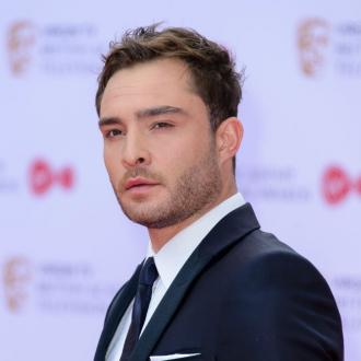 Ed Westwick 'splits from model girlfriend'