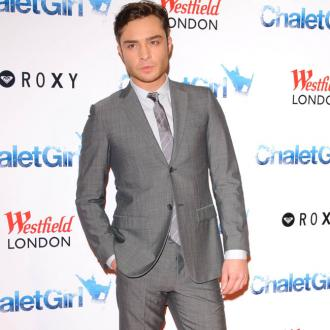 Ed Westwick's drunken swordfight